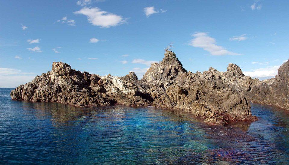 Cabin Charter Eolie - Palmi - Scoglio Ulivo - Vacanza in Barca a Vela - Viaggio in Barca a Vela - Calabria - Sicilia