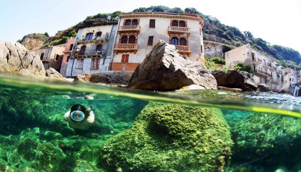 Cabin Charter Eolie - Scilla - Half - Vacanza in Barca a Vela - Viaggio in Barca a Vela - Calabria - Sicilia